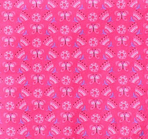 Flowers & Butterflies - Dribble Bib