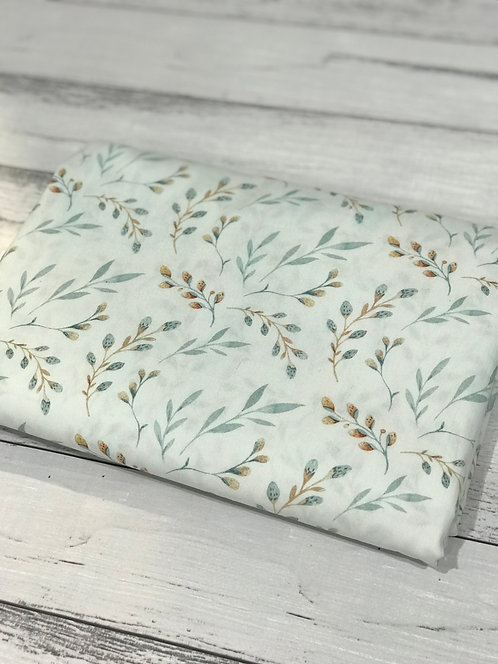 Forest Twigs - Burp Cloth