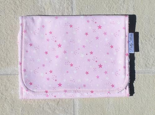 Stars - Burp Cloth