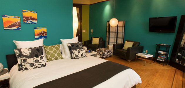 One-Bedroom Flat - $270