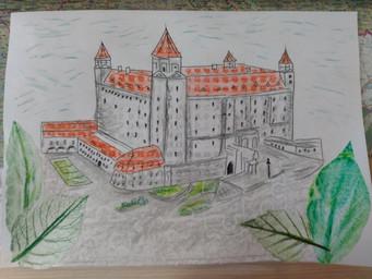 Nela Mydláriková - Bratislavský hrad