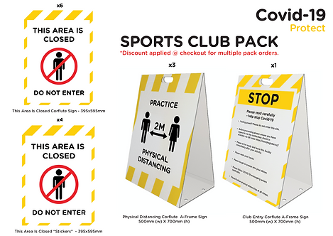 Sports Club Pack