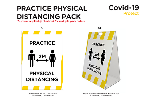 Physical Distancing Pack