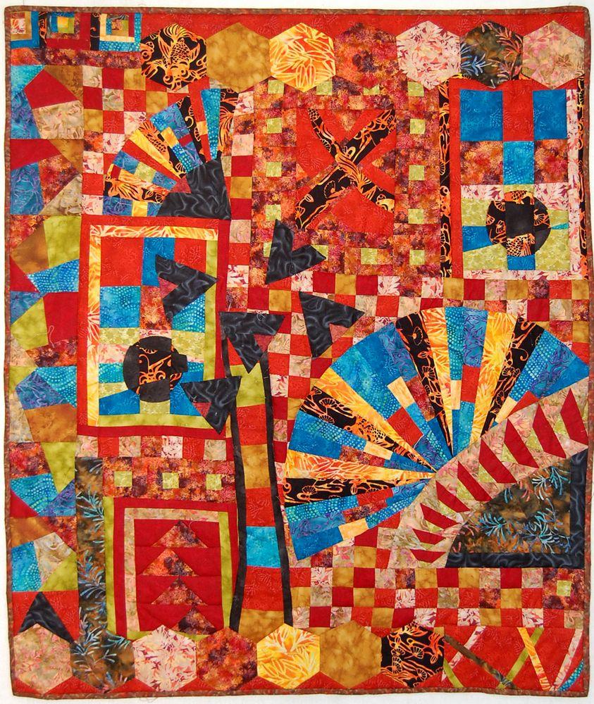 אמנית: פרנסין בורשטיין, סמפלר מודרני