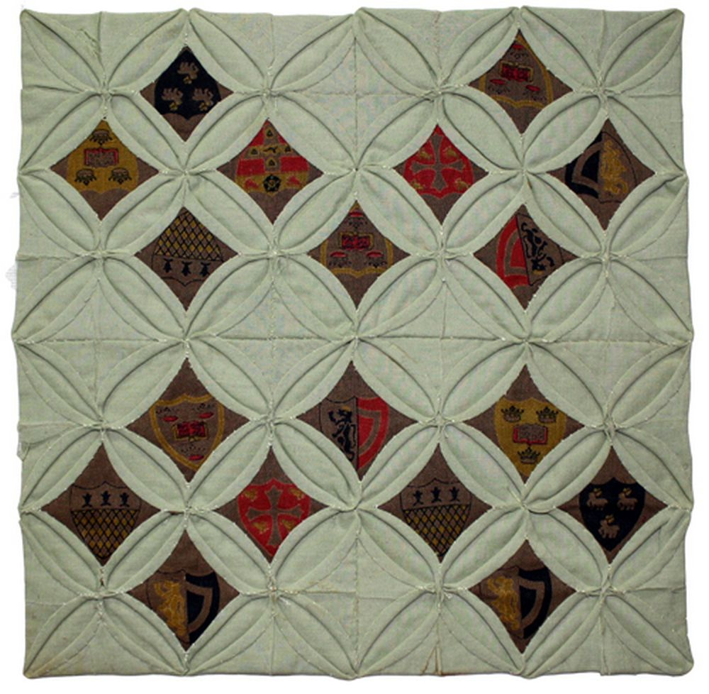 Cathedral Windows Quilt - Danit Rofe