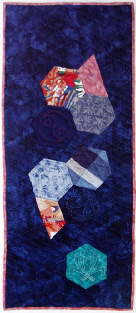 אמנית: סיליה רגב, סשיקו sashiko