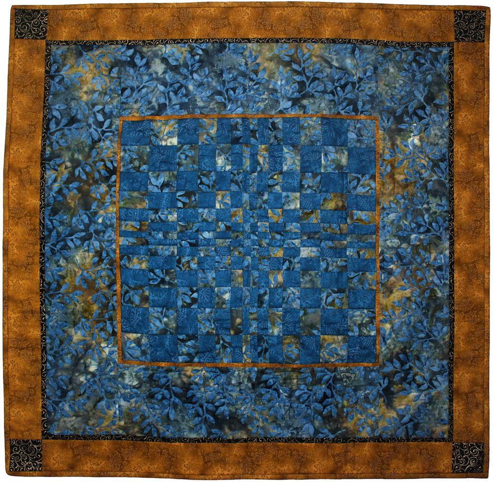 אמנית: רחל בן בסט, מעברים טלאים
