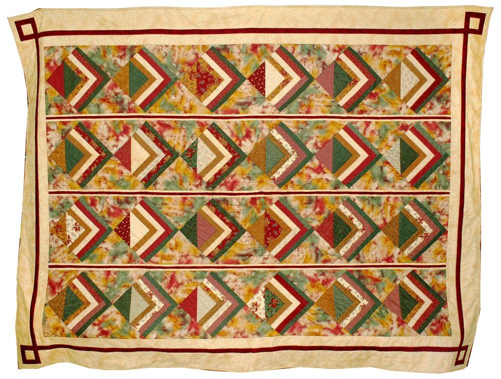 אמנית: רחל בן בסט, חבילת משולשים