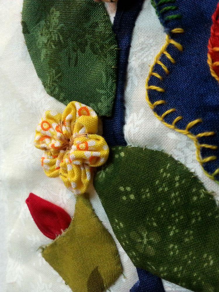 ריקי אולמרט, פרחים תלת מימדיים1, פרט 2.jpg