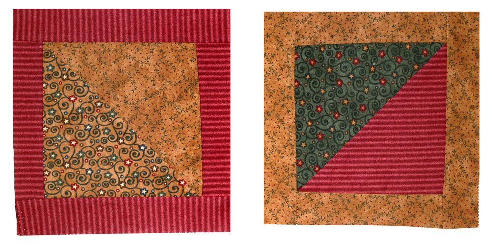 אמנית: נעמי שוורץ, חבילת משולשים