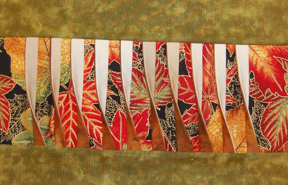אמנית: דליה דנון, קפלים תלת מימדיים