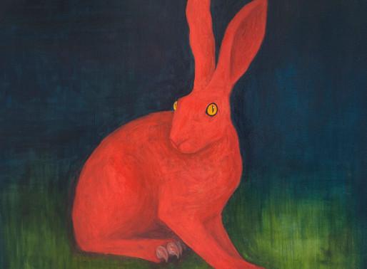 Symbolism of the Red Rabbit