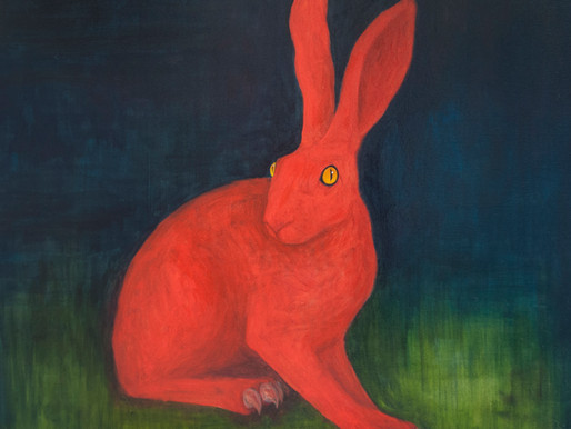 Symbolism of the Red Rabbit