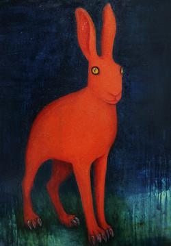 Guarding Rabbit I