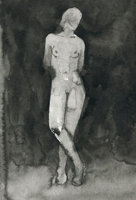 Lonely Figure