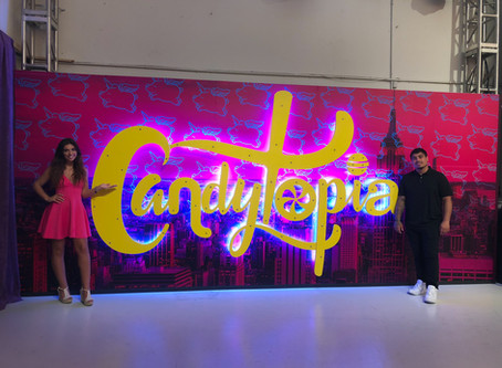 CandyTopia Hits the BIG APPLE!