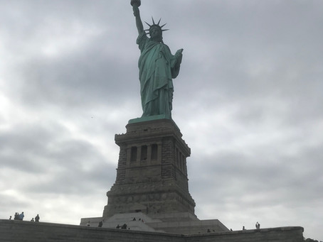 How the Statue of Liberty Opened My Eyes