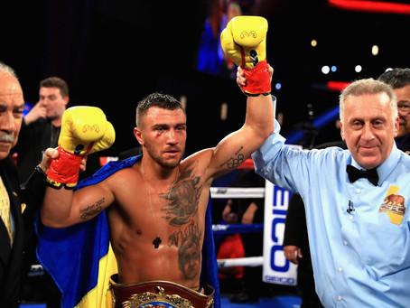 Lomachenko Vs. Linares Fight Night