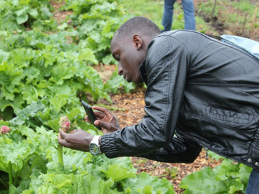From a Refugee Facing Hunger - To a Student Learning To Fight It _ By Annie Emberland @WFP