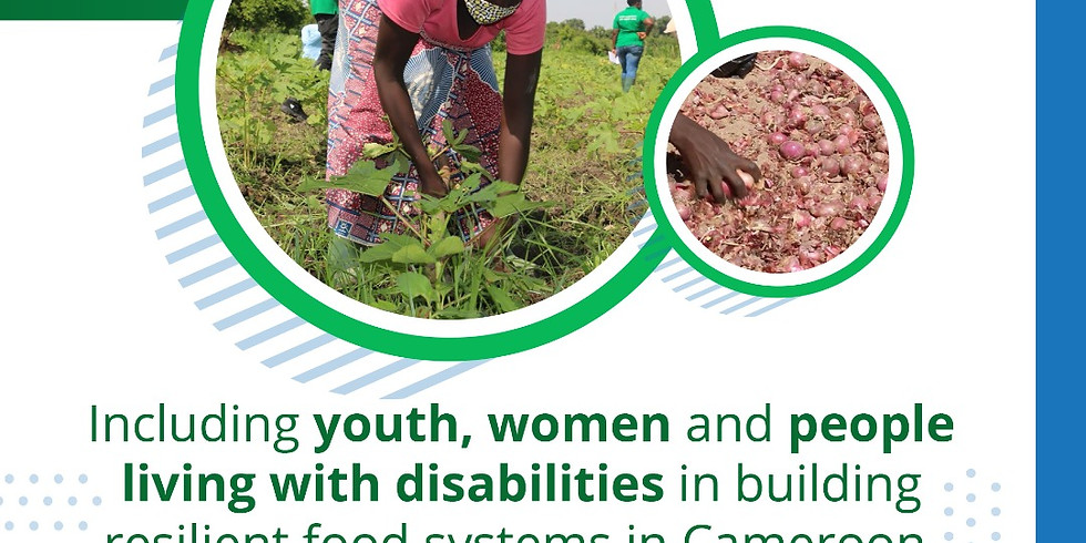 UN Food Systems Summit 2021: High Level Inclusion Dialogue on Youth, Women, People Living with Disabilities