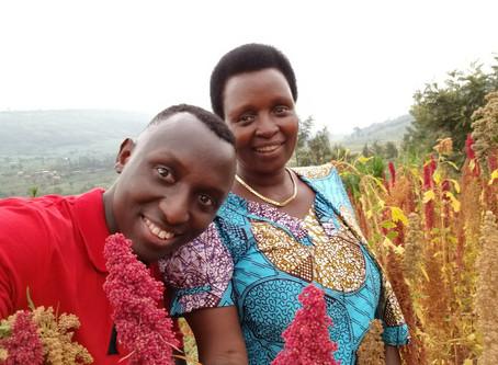 This Farmer Wants To Make Quinoa A 'Thing' In Rwanda _ By Malaka Gharib @NPR