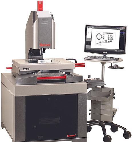 AV 450 Vertical Benchtop Vision System