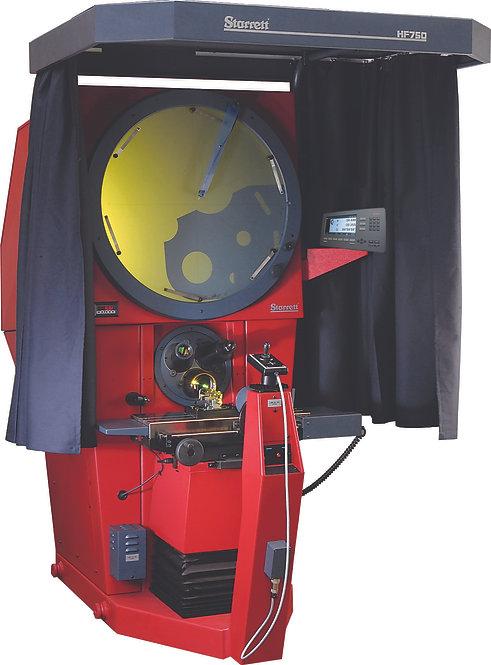 HF750 Horizontal Floor Standing Optical Comparator