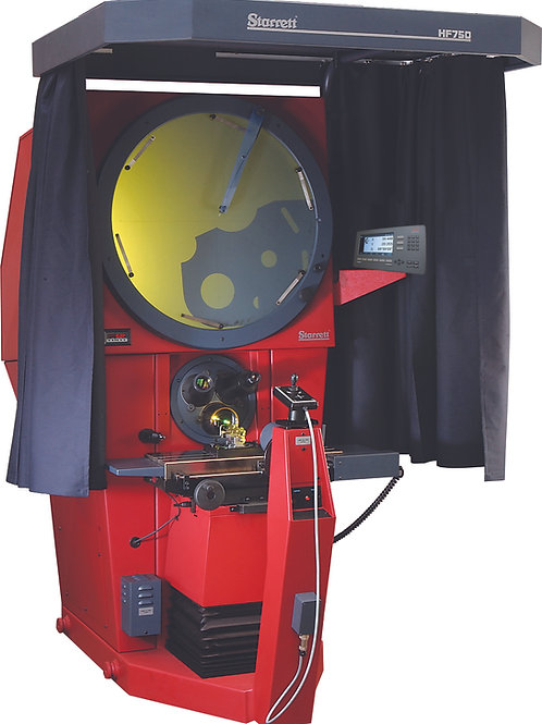 HF750 Horizontal Floor Standing Optical Comparator