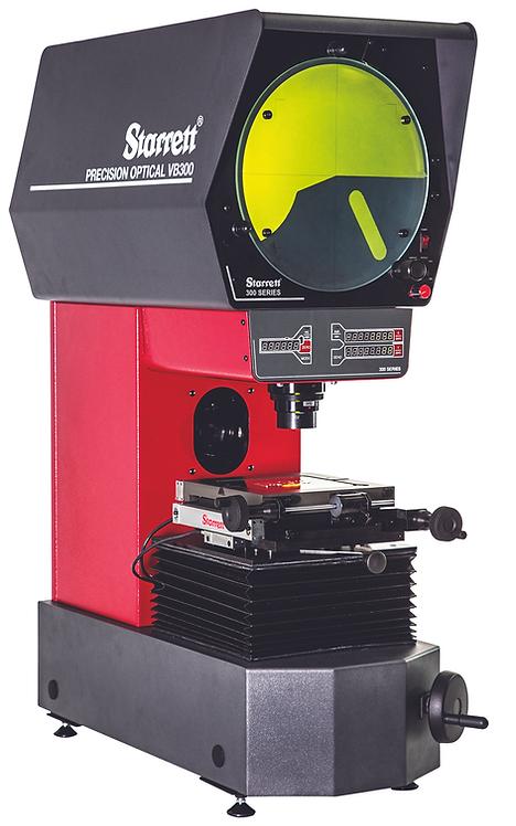 VB300 Vertical Benchtop Optical Comparator