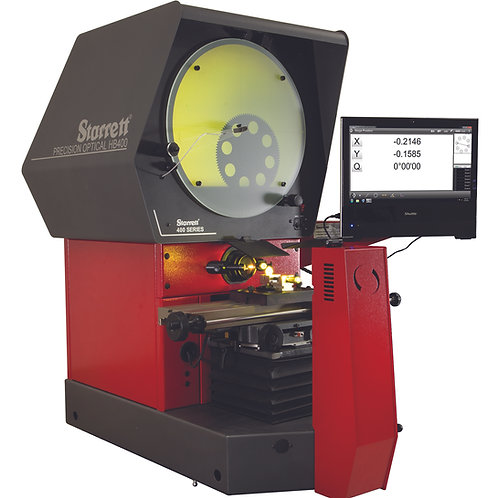 HB400 Horizontal Benchtop Optical Comparator