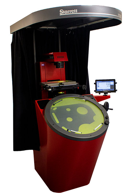 VF600 Vertical Floor Standing Optical Comparator