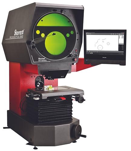 VB400 Vertical Benchtop Optical Comparator