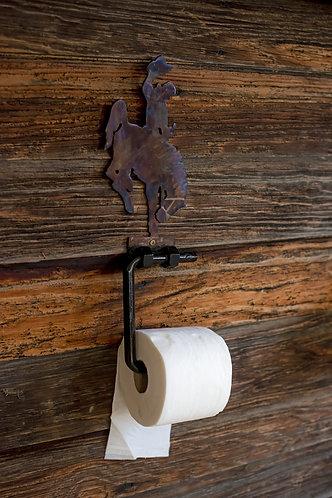 Bronc Toilet Paper Holder