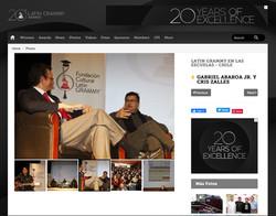 Gabriel Abaroa - Fundación Cultural Latin Grammy