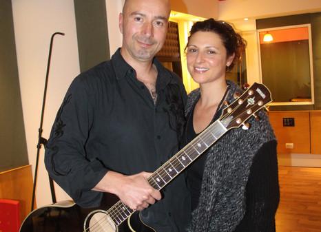 Nico y Francesca Ancarola
