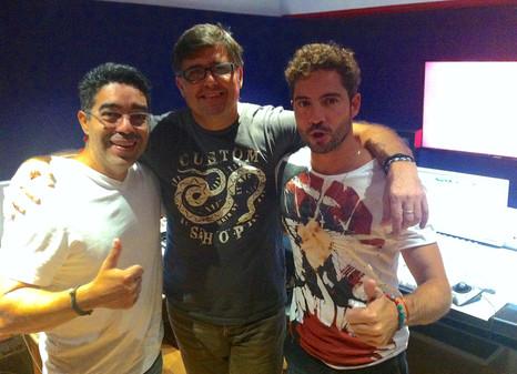 Zalles - David Bisbal y Jose Miguel Velasquez