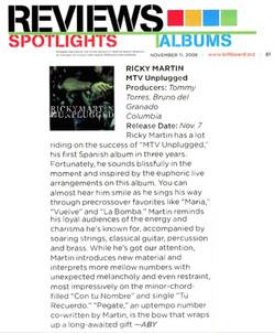 Billboard Review