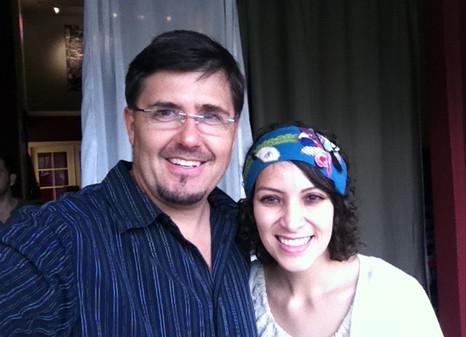 Con Gaby Moreno