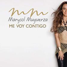 Marysol Muguerza  ME VOY CONTIGO