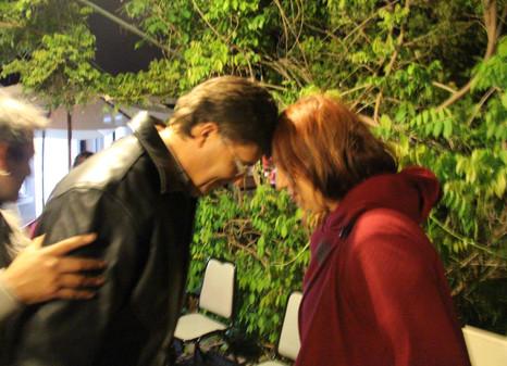 Con Jeannette Pualuan