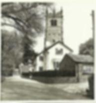 Gawsworth Rectory after 1973