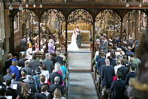 Weddings at Gawsworth Church