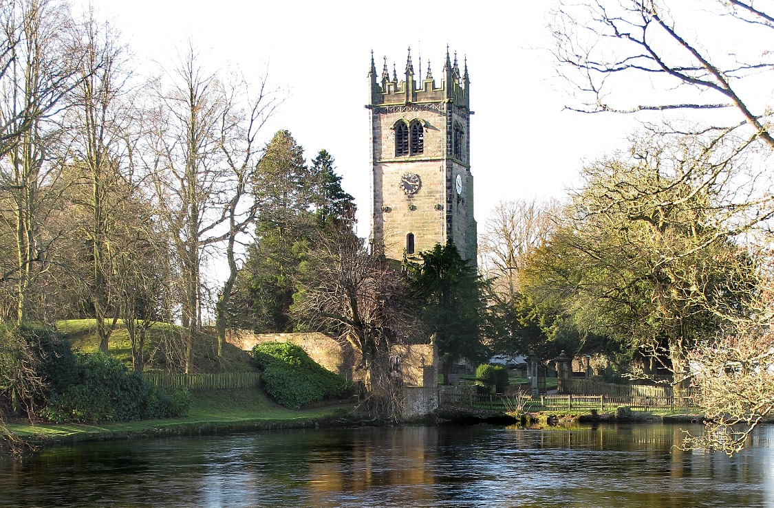 Baptisms at Gawsworth Church