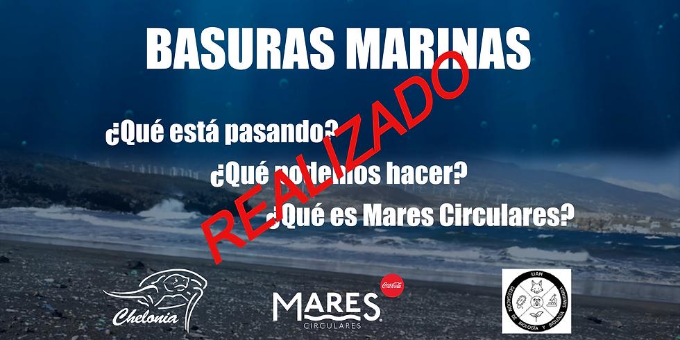 Basuras Marinas 2019 (EVENTO YA REALIZADO)