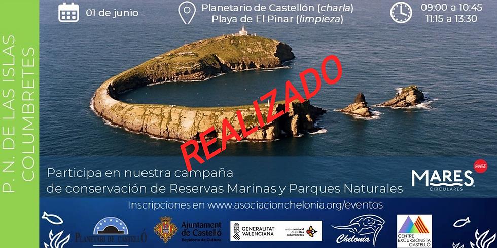 Conferencia Planetario y Limpieza de Playa de El Pinar 2019 (EVENTO YA REALIZADO)
