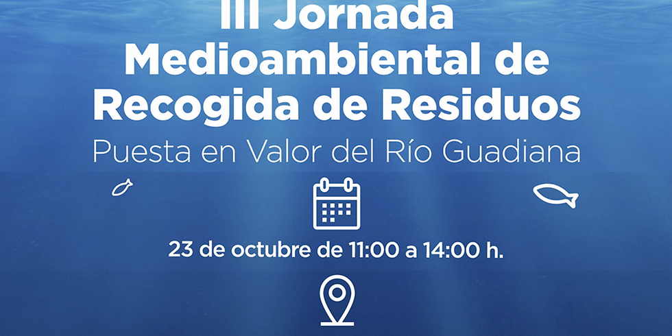 Limpieza del Río Guadiana en Mérida