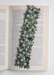 Daisies bookmark