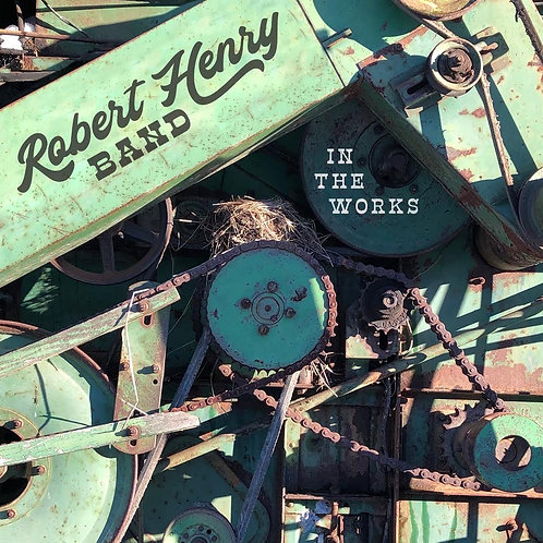 Limited Edition Pre-Order Robert Henry Band Signed Vinyl