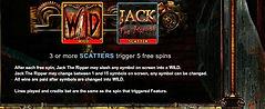 Jack The Ripper Online Pokies