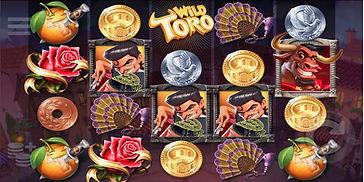 Wild Toro Online Pokies